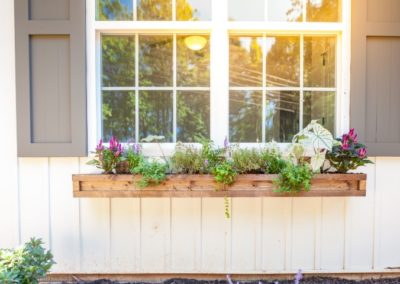 Boxwood Planter Box